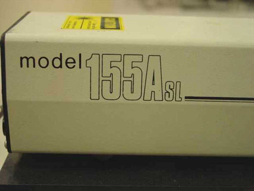 Uniphase 155A  SL Laser on Stand
