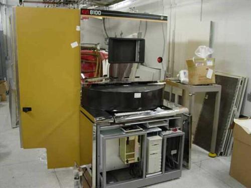 KLA Tencor 8100T  Critical Dimension Scanning Electron 8100 Microsco