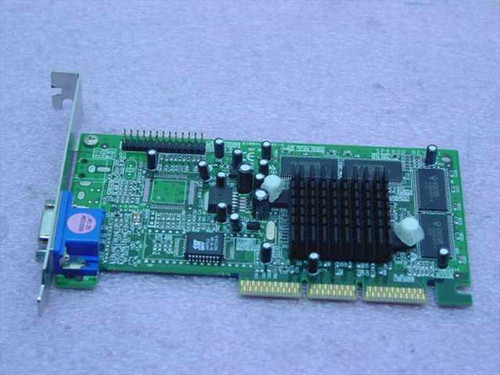 Nvidia GeForce2 MX200  AGP Video Card 32MB 032-A4-NV31-01