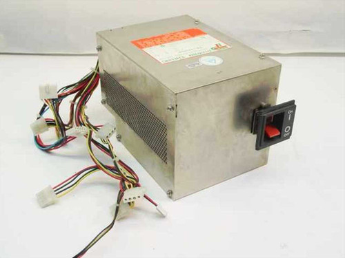 Power Tronic TK-4230 DF  AT Power Supply