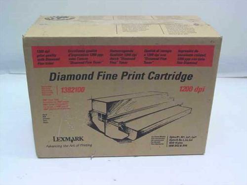 Lexmark 1382100  Optra Diamond Fine Printer Cartridge