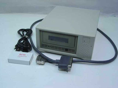 Exabyte EXB-8200  8MM External Tape Drive with Enclosure
