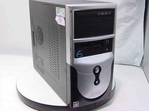 Cisnet 45M-707  P4 2.66 GHz 512MB 120GB HD DVD&/-RW