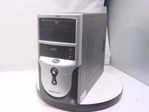 Systemax 970790  Intel Celeron 2.4GHz 256 MB 40 GB Tower Computer