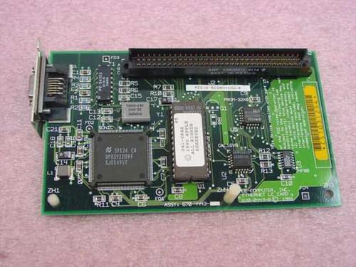 Apple 820-0443  Ethernet LC Card AAUI