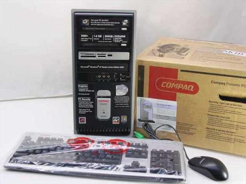 Compaq ER921AA ABA  Presario SR1830NX 2.2GHz 1GB 200GB DVD-RW PC
