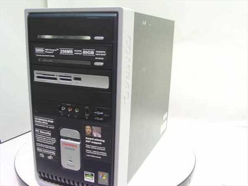 Compaq PX786AA ABA  Presario SR1500NX AMD Semp 2GHz 256 MB 80GB PC