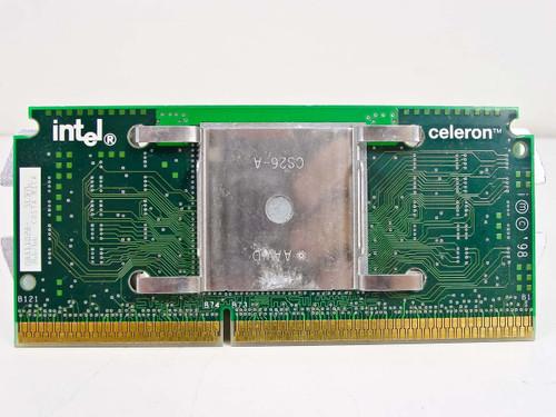 Intel SL376  Celeron 366MHz Processor W/FAN