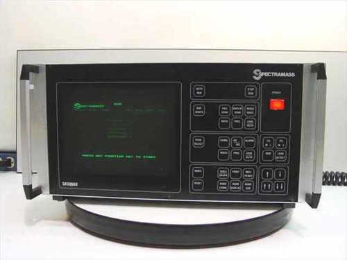 Spectramass/ASI Dataquad RGA Residual Gas Analyzer Controller (DAQ 3.2)