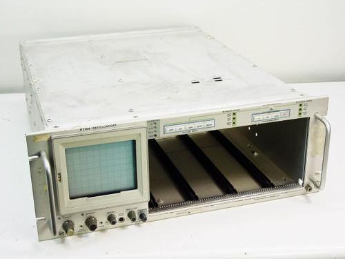 Tektronix R7704  Rackmount Oscilloscope Mainframe