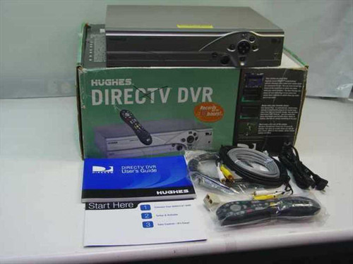 Hughes  SD-DVR40  Hughes SD-DVR40 DirectTV DVR 35hrs In Original Box
