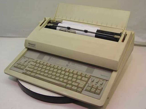 Panasonic KX-E4000  Electric Typewriter