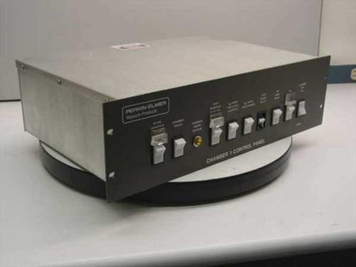 Perkins-Elmer Control Panel Chamber 1