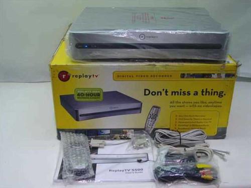 ReplayTV RTV5504  Digital Video Recorder 40hrs