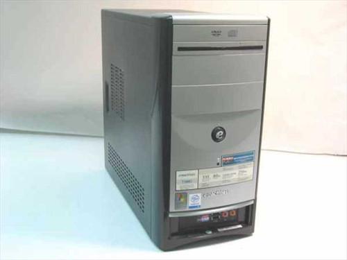 eMachines T3882  Celeron D 2.80GHz 80GB DVD-RW - Parts