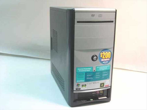 eMachines T3120  AMD 3100& 1.8GHz 512MB 100GB DVD-RW PC