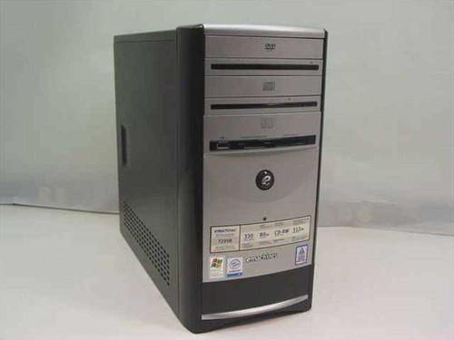 eMachines T2958  Celeron D 2.66 GHz 512MB 80GB CD-RW Computer