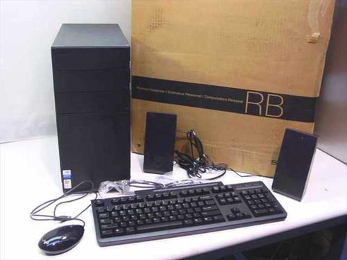 Sony VGC-RB52  Vaio Pentium D 2.8GHz 1G ram 250 GB Hard Drive