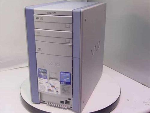 Sony PCV-7732  Vaio PCV-RX580 P4 1.8GHz DVD-RW Computer