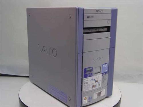 Sony PCV-RX540  Vaio PCV-7733 1.2GHz 256 MB 60 GB CD-RW Computer