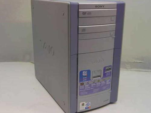 Sony PCV-RX465DS  Vaio P4 1.4GHz 128MB 60 GB DVD-RW Computer