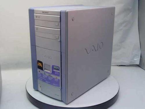 Sony PCV-RX450  Vaio Ath 1GHz 128MB 40 GB CD-RW Desktop PC
