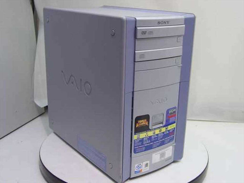 Sony PCV-RX370DS  Vaio P4 1.3GHz 128 MB 60 GB DVD-RW