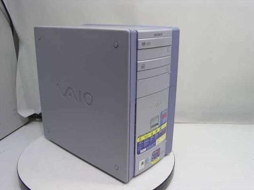 Sony PCV-RX280DS  Vaio P3 1GHz 128MB 60 GB DVDRW Computer