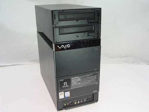 Sony VGC-RA834G  Vaio P4 3.6GHz 1GB 400GB DVD-RW Desktop PC