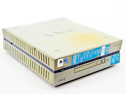 Sony PCV-L640  Vaio PCVL640 PIII 700MHz Desktop Computer