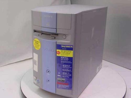 Sony PCV-J120  VAIO P3700 700MHz 128MB 20GB Computer