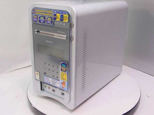 Sony PCV-MXS10  Vaio MXS10 P4 1.7 256 MB/80 GB TV Tuner - No Power
