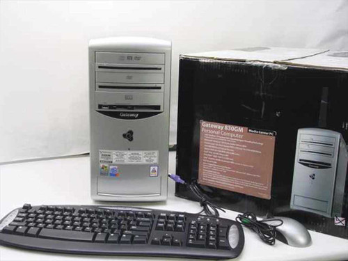 Gateway 830GM  P4 3GHz 1GB 200GB DVD-RW Desktop PC