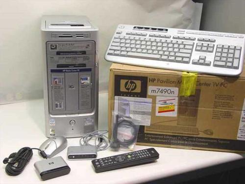 HP ER885AA ABA  Pavilion M7490N P4 3.2GHz 2GB 500GB Media Center D