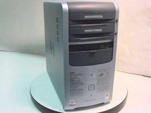 HP PJ477AA ABA  A752N P4 3.8G 1GB 250GB DVD-RW Desktop PC