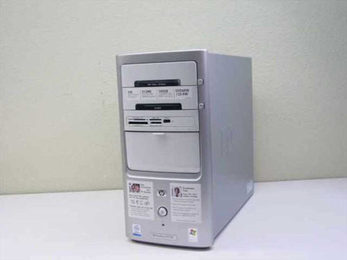 HP PS563AA w/option ABA  HP Pavilion Internet PC A1010N 2.93GHz 512MB 160