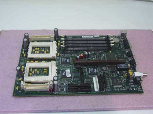 Compaq 273708-001  Dual Processor Socket 8 System Board