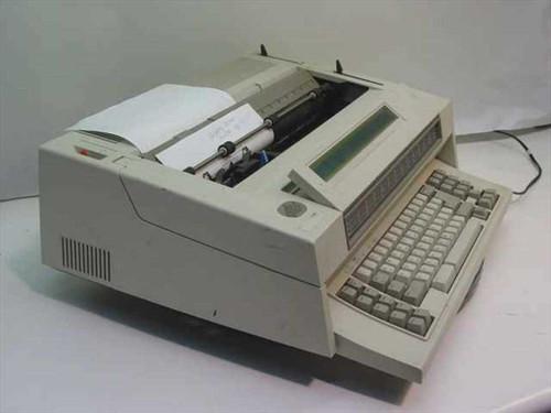 IBM 6787  Wheelwriter 30 Series II Typewriter - As Is