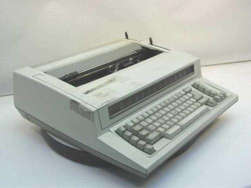 IBM 6781-018  Lexmark Electric Typewritter Personal Wheelwriter