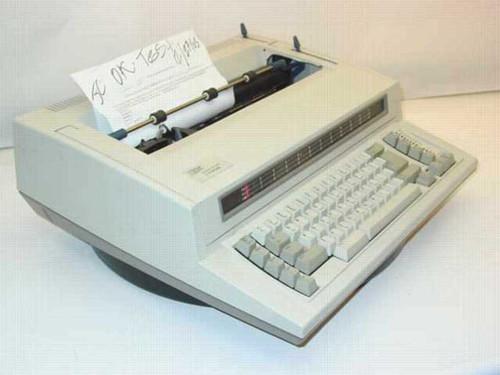 IBM 6781-022  Lexmark Electric Typewriter Wheelwriter 1000