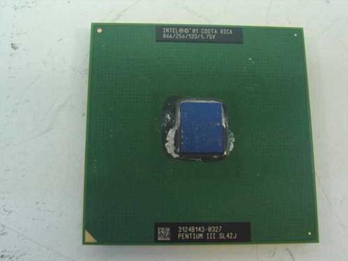 Intel SL4ZJ  PIII Processor 866/256/133/1.7V