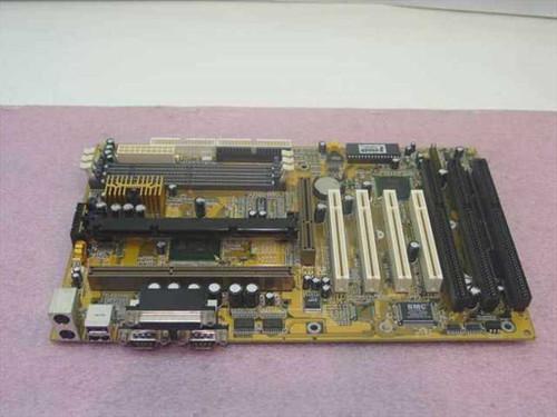 Biostar M6TLC  Slot 1 System Board