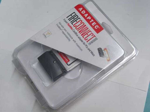 Adaptec AFW-1430  Firewire 1394 PCMCIA Card PC/Mac