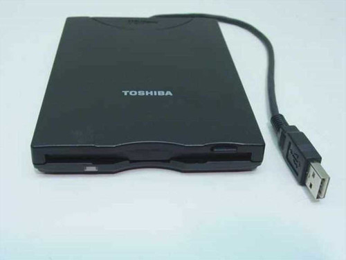 Toshiba PA3214U  USB External Laptop Floppy Drive - Black