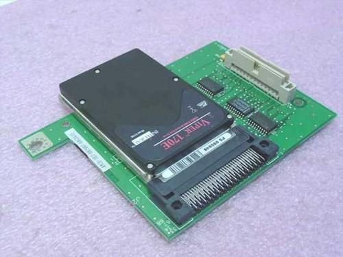 Lexmark 69G3472  170MB Hard Drive PCMCIA for 4049 Printer