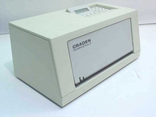 Craden DP6  Financial Documents Printer