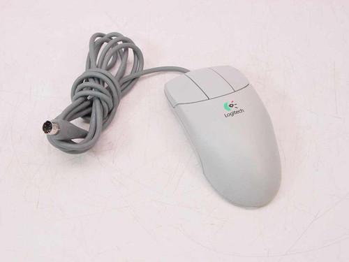 Logitech M-C43  Mouse PS/2 Three Button - 811401-0000