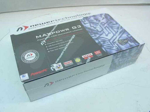 Newer Technology 7MXP&500/250  Maxpowr G3 Power PC 750 Processor Upgrade