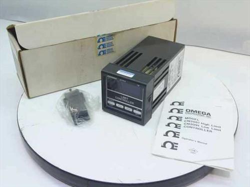 Omega CN 2081  High Limit Controller