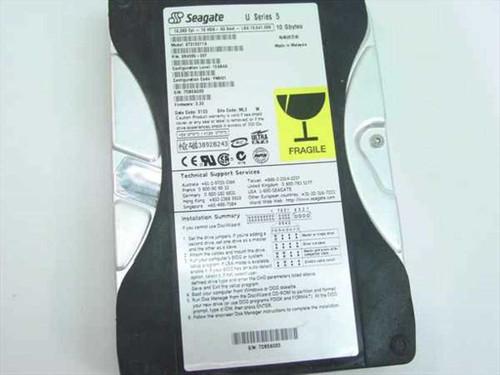 """Seagate 10GB 3.5"""" IDE Hard Drive (ST310211A)"""